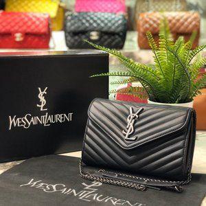 YSL Envelope chain crossbody bag Satchel Bag